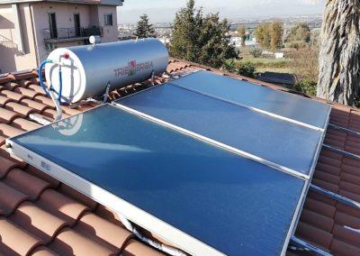 solare termico vantaggi