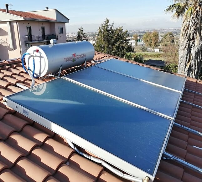 Solare Termico: Vantaggi e Finalità d'Uso