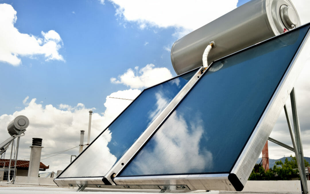 Solare Termico - Penetrazione in Italia