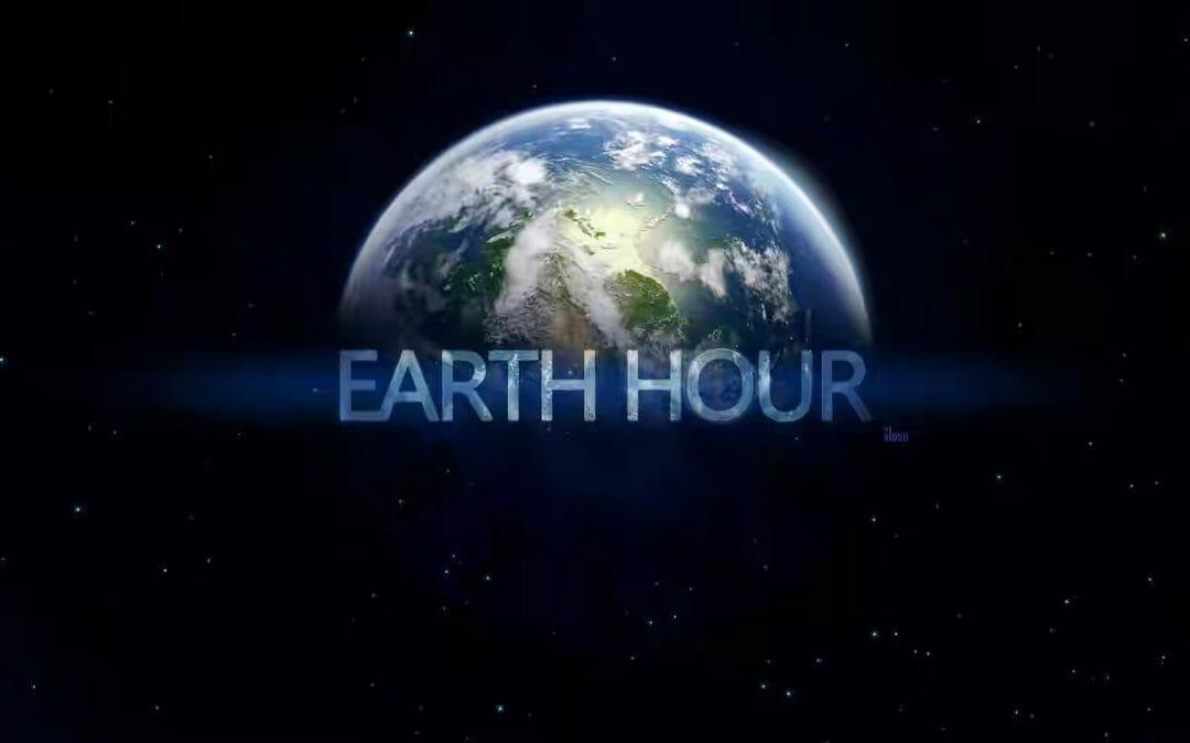 l 30 marzo c'è l'Earth Hour: luci spente contro i cambiamenti climatici