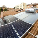 Un nostro Impianto Fotovoltaico in funzione