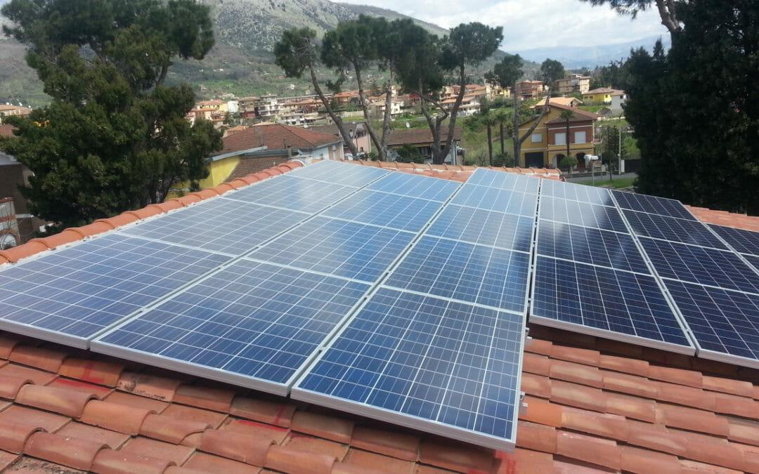 In Italia siamo arrivati a 822 mila impianti fotovoltaici installati